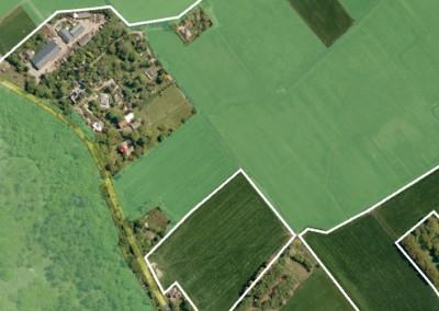 Ontwikkeling van drie nieuwe landgoederen